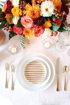 Wedding Tablescape Ideas To Inspire Your Table At Home - Unveiled by Zola