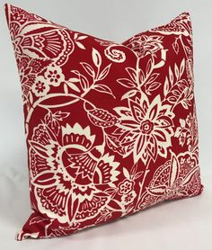 Patchwork pillow case rose flower quilted decorative cushion cover throw red pink burgundy green sofa bed home decor housewarming gift