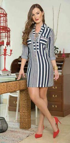 Vestido Curto – Dicas e modelos para diversas ocasiões Simple Dresses, Sexy Dresses, Casual Dresses, Short Dresses, Summer Dresses, Casual Outfits, Modest Fashion, Fashion Dresses, Elegant Outfit