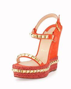 "louboutin prices - Christian Louboutin Women's ""Bip Bip Strass Woman Flat"" Sneakers ..."