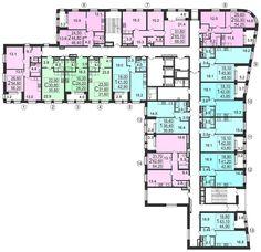 Картинки по запросу Комплекс апартаментов Nord Condominium Architecture, Architecture Student, Architecture Plan, Residential Architecture, Concept Board Architecture, School Floor Plan, Hotel Concept, Dungeon Maps, Building Systems