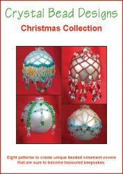 PATTERN-ONLY-Beaded-Christmas-