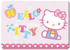 hello kitty cute pink personalized mousepad cheapest gaming mouse pad gamer large notbook computer mouse mat gear mouse pad #Affiliate
