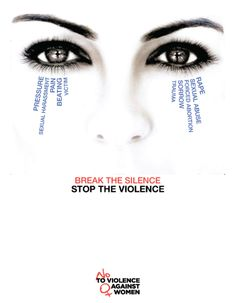 Stop the Violence AGAINST WOMEN & CHILDREN !
