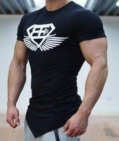 89b1432e18b68 Body Engineers T-Shirt – Black body-engineers aesthetic