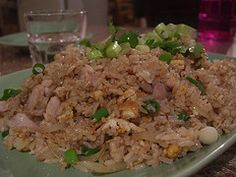 14 th Ave. Cafe Fried Rice – make restaurant type fried rice at home.