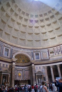 Rom, Piazza della Rotonda, Pantheon