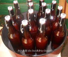 Suc de rosii - Bunătăți din bucătăria Gicuței Hot Sauce Bottles, Food, Canning, Banana, Essen, Meals, Yemek, Eten