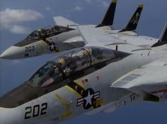 F-14 Tomcats of the Jolly Rogers