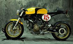 Ducati 750SS by XTR Pepo