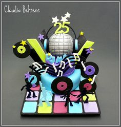 disco cake max - claudia behrens | Flickr - Photo Sharing!