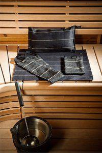 sauna - saunatyyny - pefletti