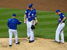 """Did anyone happen to notice who hit a double against the infamous Matt Harvey, the Met's hero, all amped up to get the last three outs and join only one other starter to finish a complete game shutout-in a decisive closeout game? (Curt Schilling was the other) Matt Harvey broke the golden rule, and """"told"""" …"""
