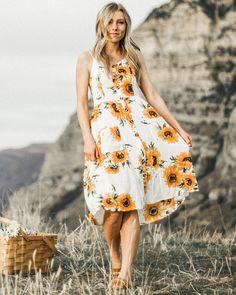 740bdbbd16 24 Best Sunflower Dress images