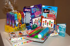 Great for Children Camp Care Packages!