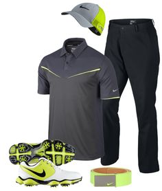 Dress like Rory McIlroy on Friday of the 2014 Open Championship.