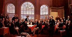 This week marks the 150th anniversary of the birth of Confederation. The 23 Fathers of Confederation came together in Charlottetown, PEI to discuss the idea of creating a united nation. Three years later Canada was born!
