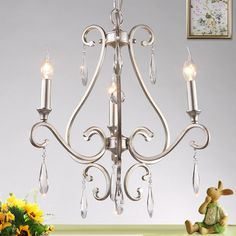 American French rustic iron crystal chandelier lights 3 arms/6 arms/8 arms home lighting deco lustre de cristal sala  110V/220V