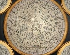 Image result for enochian   magic