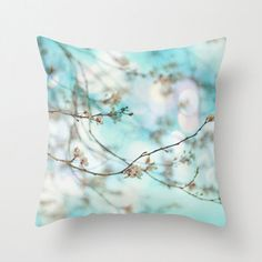 This item is unavailable Accent Pillows, Throw Pillows, Bainbridge Island, Flowering Trees, Home Office Decor, Decorative Pillows, Sweet Home, Bead, Bohemian