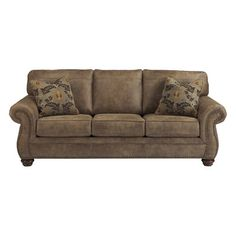 New Ashley 31901 Larkinhurst Earth Color Traditional Couch Sofa And Loveseat Set Earth Color