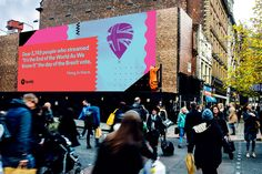 Spotify Crunches User Data in Fun Ways for This New Global Outdoor Ad Campaign