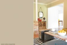 Best neutral paint color: Sherwin-Williams Relaxed Khaki