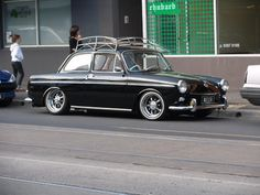 TYPE 3 FAST BACK WOULD LOVE TO OWN THIS !!!! Without the roof rack.