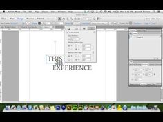 Adobe Muse CC Parallax Scrolling Tutorial | Flying Text Splash Page - YouTube