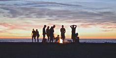 Rules for Having a Beach Bonfire in San Francisco