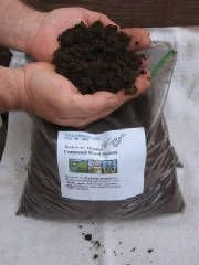 Worm composting of bunny manure -- informative article on raising worms