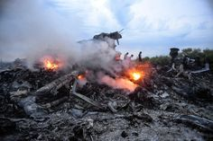 Germany's foreign intelligence agency says its review of the crash of a Malaysian Airlines Boeing 777 in Ukrainian has concluded it was brought down by a missile fired by pro-Russian separatists near Donetsk.