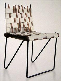 blueberrymodern:  pierre jeanneret chair, 1950s