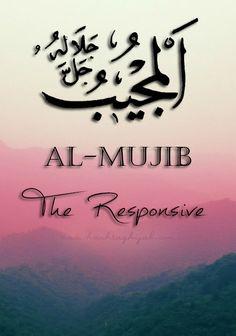 Al-Mujib   © www.hashtaghijab.com