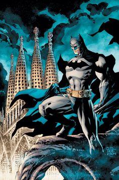 Jim Lee (1964)  historietista estadounidense nacido en Corea del Sur que influyó notablemente en el género de superhéroes. Batman.