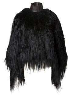 Givenchy Goat Fur Coat - Kirna Zabête - Farfetch.com ($3,902.00) - Svpply
