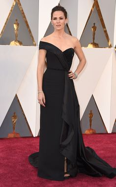 Oscars 2016: Red Carpet Arrivals Jennifer Garner, 2016 Oscars, Academy Awards, Arrivals