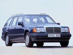 Mercedes Benz W124 E-Class Estate 1988