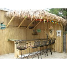 W Rolled Bamboo Fence Panel - Daniel GT - 8 ft. W Rolled Bamboo Fence Panel -