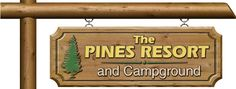 The Pines Resort- Lake Winnibigoshish  www.thepinesresort.com    We have a trailer here, love it. Love the lake been going there for almost 30 years of my life!