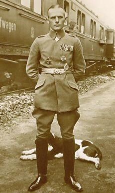 Leutnant Otto Parschau (11 November 1890 - 21 July 1916) was a German World War I Flying Ace and recipient of the Pour le Mérite, Royal House Order of Hohenzollern, and Iron Cross, First Class. He was noted as one of the pre-eminent aces on the Fokker Eindecker.