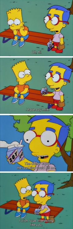 50 Simpsons Moments When Everything Was Coming Up Milhouse
