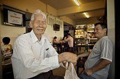 Kopitiam Uncle in Joo Chiat, Singapore
