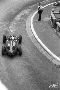 Bonnier 1962 Monaco - Porsche 718 -