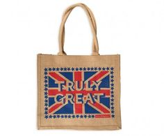 Emma Bridgewater Pottery Union Jack Eco Bag