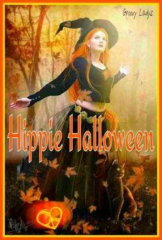 Hippie ✌️🎃 Halloween