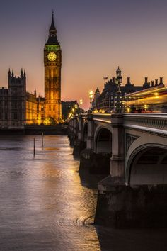 Big Ben and Westminster Bridge by Pawel Krupinski on 500px