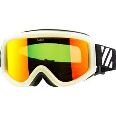 Sabre Spring Break Goggles, Glow In Dark by Sabre. $84.95. Throw on the Sabre Spring Break Goggle, do a keg stand and pass out in a puddle of your own bliss. This collab with Spring Break line from Corey Smith Snowboards provides 100% UV protection, fog-resistance, and even includes an extra lens so you can ride on cloudy days and after dark. The glow-in-the-dark frame may not help you find your way home after a daylong bender, but you'll look pretty cool stagge...