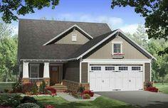 2300 sq. ft. - 4 BR/2.5 BA , 2 Story - Monster House Plans - Plan 2-261