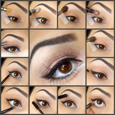 Collage lashes